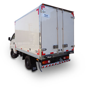 Baú Ice Truck