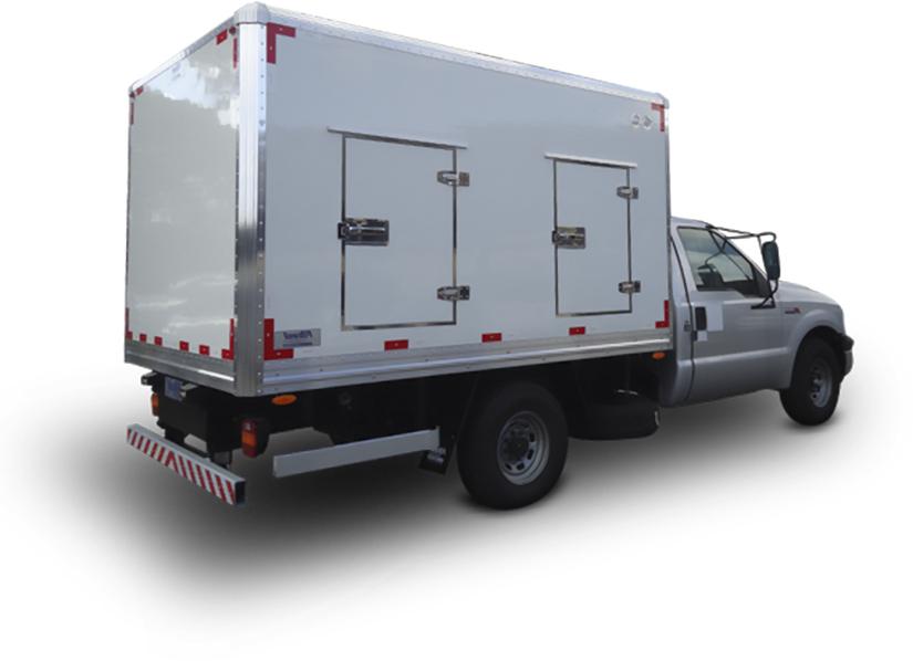 Baú Ice Truck Sorveteiro