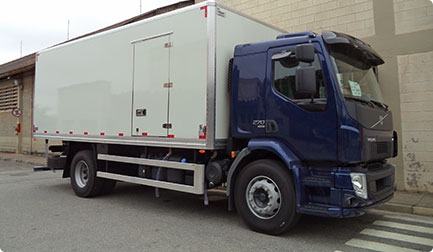 Furgón Ice Truck