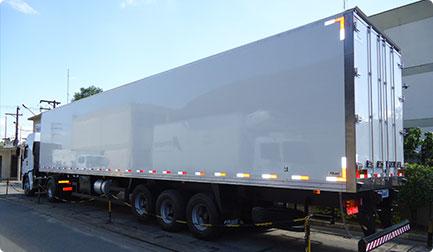 Semirremolque Ice Truck